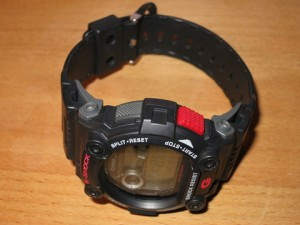 G-Shock mit Original Band